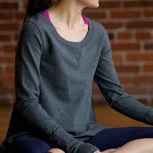 Lululemon Tea Lounge Pullover